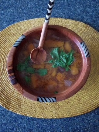 Veggie Broth Soup